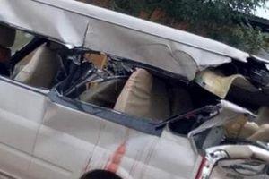 Va chạm giao thông nghiêm trọng, người thương vong ở Bắc Giang