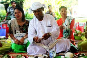 Độc đáo Lễ hội Tháp Bà Ponagar
