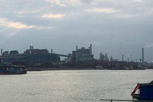 Một bảo vệ tử vong do tai nạn ở cổng Công ty thép Hòa Phát Hải Dương