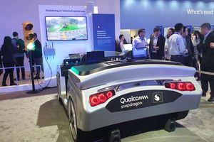 Xe tự hành trong kỷ nguyên 5G