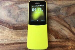 Nokia 8110 4G đã sử dụng được WhatsApp và Facebook