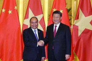 Thủ tướng Nguyễn Xuân Phúc dự Hội nghị Vành đai và Con đường
