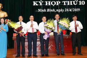 Trưởng ban Tuyên giáo Tỉnh ủy Ninh Bình được bầu giữ chức phó chủ tịch tỉnh