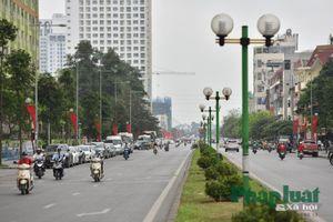 Hà Nội gắn biển phố mang tên Bộ trưởng Bộ Tư pháp đầu tiên