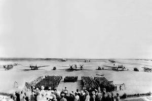 Đoàn bay 919 và những cánh bay quả cảm của hàng không Việt Nam