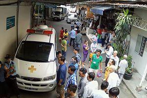 Bệnh viện 115 nói gì khi 5 bảo vệ bị lái xe cứu thương đánh nhập viện?