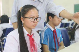 Nữ sinh lớp 9 đam mê nghiên cứu khoa học, cứ thi là đoạt giải