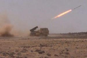 Phiến quân bất ngờ bắn phá các mục tiêu ở phía nam Latakia