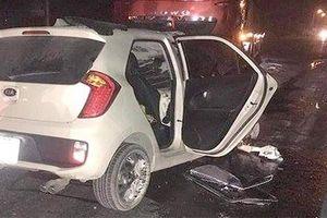 Tài xế ô tô 4 chỗ tử vong sau va chạm giao thông trên Quốc lộ 32
