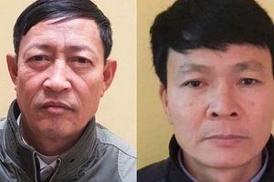 Bắt và khởi tố 2 cựu chủ tịch xã có sai phạm về đất đai