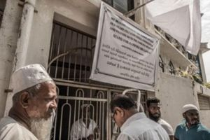 Sau vụ đánh bom đẫm máu: Cộng đồng Hồi giáo tại Sri Lanka sợ bị trả thù