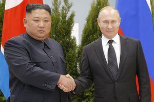 Thượng đỉnh Nga-Triều: Hai nhà lãnh đạo đều hài lòng