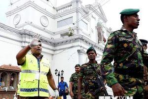 Cảnh báo nguy cơ tiếp tục xảy ra các vụ tấn công tại Sri Lanka