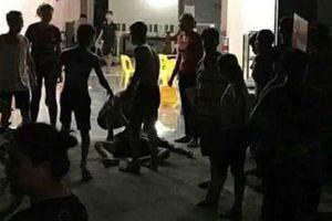 Bắc Giang: Gần chục thanh niên hỗn chiến trong quán bia, hai người tử vong