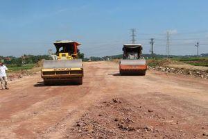Bắc Giang 'thúc' tiến độ một loạt dự án lớn, trọng điểm