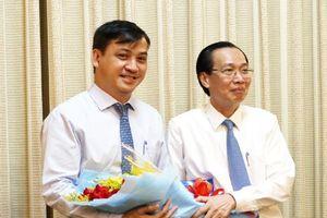 Chủ tịch UBND quận 7 được bổ nhiệm làm Giám đốc Sở Xây dựng TP HCM