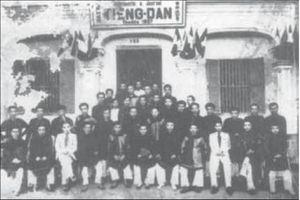 Trụ sở tòa soạn báo Tiếng Dân được công nhận là di tích lịch sử