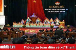 Những kinh nghiệm rút ra từ đại hội điểm MTTQ cấp huyện