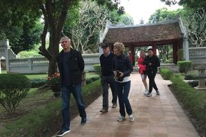 Gần 6 triệu lượt khách quốc tế đến Việt Nam trong 4 tháng đầu năm