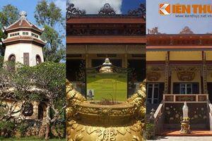 Tận mục bộ tứ cung điện tráng lệ nổi tiếng nhất Việt Nam