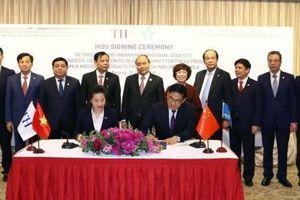 TH 'mở đường' đưa sữa Việt sang thị trường Trung Quốc