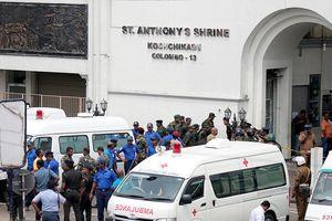 Mỹ cảnh báo tấn công khủng bố có thể xảy ra ở Sri Lanka cuối tuần này