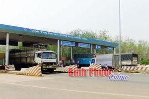 Thủ tướng yêu cầu Bình Phước kiểm tra và báo cáo về việc một tuyến đường 6 trạm thu phí