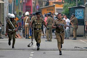 Đấu súng tại Sri Lanka, 15 người chết