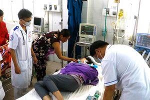Cần Thơ: Rò rỉ khí gas, 25 công nhân nhập viện cấp cứu