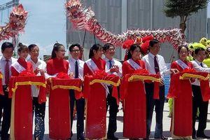 Đưa tổ hợp điện gió mặt trời đầu tiên ở Việt Nam vào hoạt động