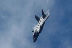 Tai nạn F-35 hé lộ nguy cơ tiềm ẩn với máy bay tàng hình