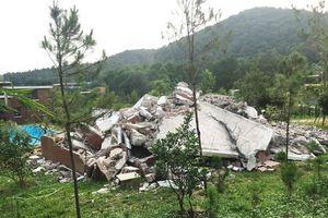 Sóc Sơn kiểm điểm trách nhiệm 74 cán bộ liên quan vi phạm đất rừng