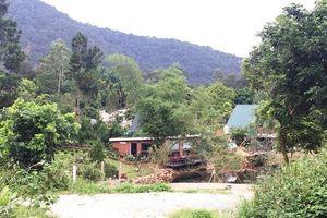 Sóc Sơn đã cưỡng chế 5/20 công trình vi phạm đất rừng tại xã Minh Phú