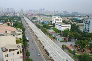 Đường sắt đô thị Nhổn – Ga Hà Nội: Hối hả chạy đua cùng thời gian