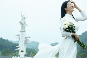 Đinh Hiền Anh ra mắt MV 'Mẹ Việt Nam'