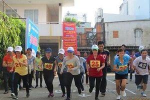Xí nghiệp toa xe Sài Gòn tổ chức hội thao 2019
