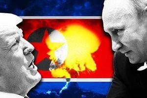 Mỹ chỉ ra trường hợp Nga rất yếu ớt