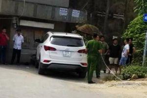 Nạn nhân lái xe tông chết kẻ cướp đồ