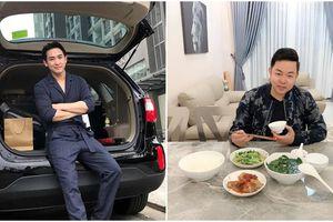 Quang Lê, Hứa Vĩ Văn U40 'nghiện' siêu xe nghìn đô, đồng hồ 800 triệu đồng hơn người yêu