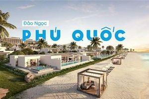 Dịp nghỉ lễ 30-4 và 1-5, khách sạn hạng sang, nhà nghỉ cao cấp trên đảo Phú Quốc 'cháy' phòng