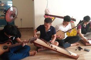 Giới trẻ mê nhạc cổ