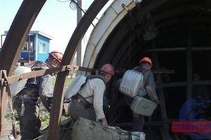 Sập hầm mỏ ở Donbass, 17 người thiệt mạng