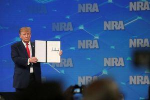 TT Trump bất ngờ rút Mỹ khỏi Hiệp ước Thương mại Vũ khí của Liên Hợp Quốc