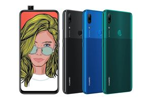 Huawei sắp có smartphone mới trang bị camera selfie pop-up