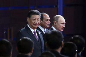Trung Quốc trấn an các quốc gia về 'bẫy nợ' Vành đai con đường