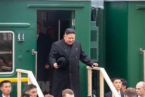 Chủ tịch Triều Tiên đã trở về Bình Nhưỡng sau hội nghị tại Nga