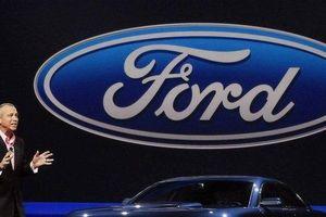 Hãng sản xuất xe hơi Ford bị bộ Tư pháp Mỹ điều tra hình sự
