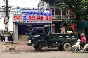 Doanh nghiệp bị khủng bố 'bom' bẩn: Đã xác định được nghi can