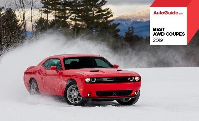 Top 10 mẫu xe coupe AWD tốt nhất