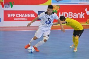 Giải futsal HDBank VĐQG 2019: Đà Nẵng bất ngờ quật ngã Thái Sơn Nam